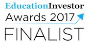 Education Investor Awards 2017 Finalist