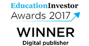 Education Investor Awards 2017 Winner