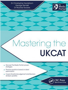 UKCAT book front cover