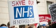 Working for the NHS