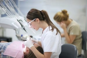 Want to go to Dental School? Find out how Joelle got there!