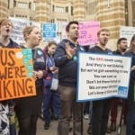 Junior Doctors Row - talks between BMA & government to be resumed, photo credit: Ms Jane Campbell / Shutterstock