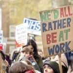 Junior doctors strike agreement reached. Photo credit: Ms Jane Campbell / Shutterstock.com