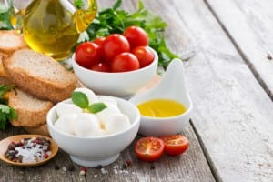 Mediterranean diets are better than low fat diets