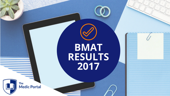 BMAT RESULTS 2017