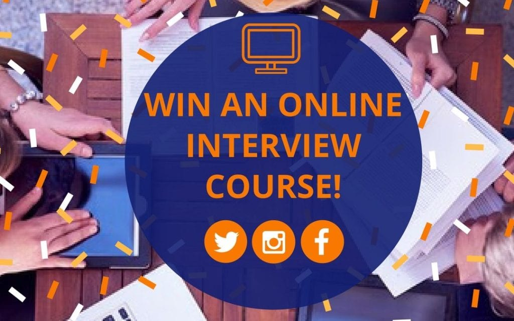 Win an Online Interview Course