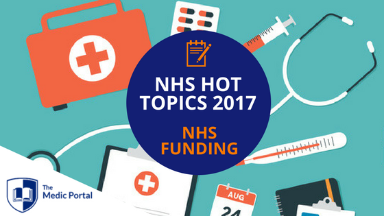NHS Hot Topics - NHS Funding