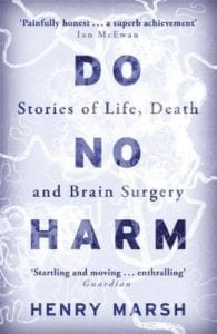 Do No Harm Book cover - books for aspiring medics