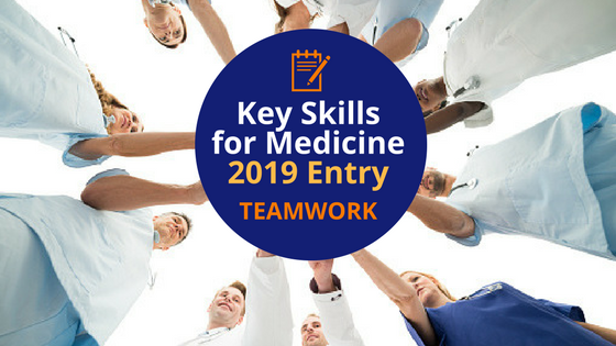 Key Skills for Medicine_ Teamwork