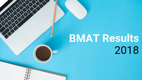 BMAT Results 2018