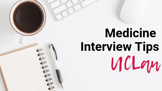UCLAN - Med School Interview Tips