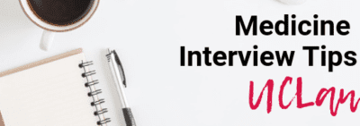 UCLAN - Med School Interview Tips