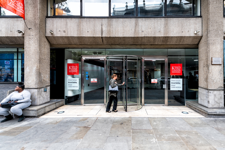 Medicine at King's College London
